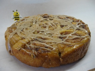 Award-Winning Beehive Coffee Cake